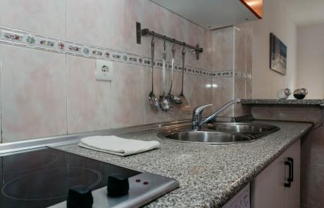 Apartamento de un dormitorio Marqués de Guadiaro 1 Málaga