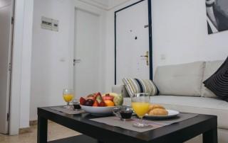 Apartamento Superior de un Dormitorio Marqués de Guadiaro 1 Málaga