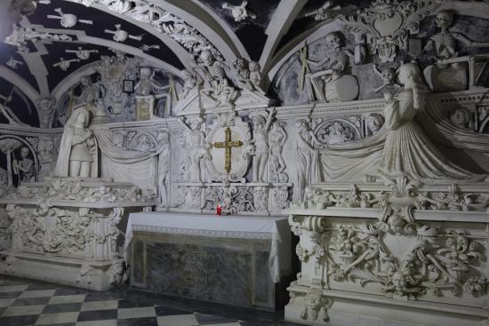 Sepulcros de los Condes de Buenavista Imagen Tripadvisor